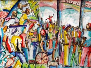 The Preacher - Brixton Market