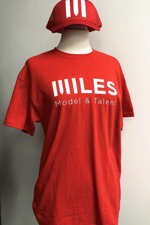 MM Signature Shirt - Red