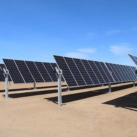 Hughenden Solar Power Farm Project (Australia)