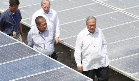 Clark Freeport Solar Power Farm Project (Philippines)