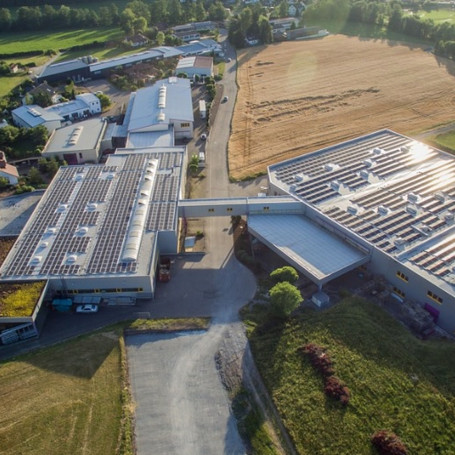 KW Automotive GmbH Solar Power Rooftop Project (Germany)