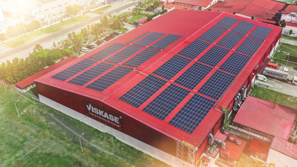 Viskase Solar Rooftop Project(Philippines)