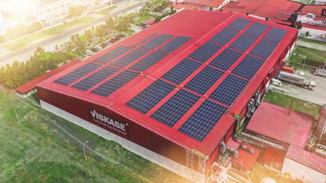 Viskase Solar Rooftop Project(Philippines)