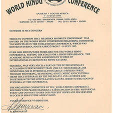 World Hindu Conference