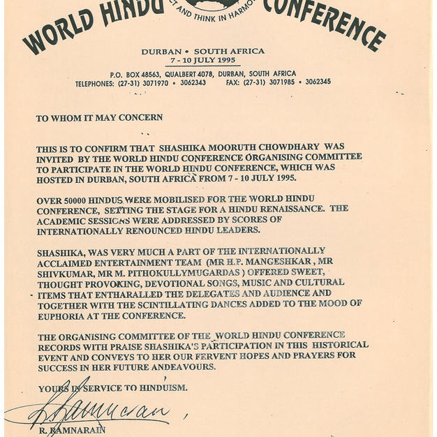 World Hindu Conference
