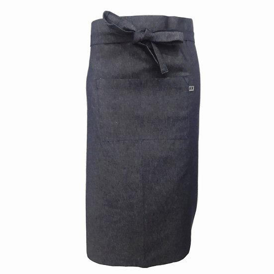 Avental Saia - Jeans
