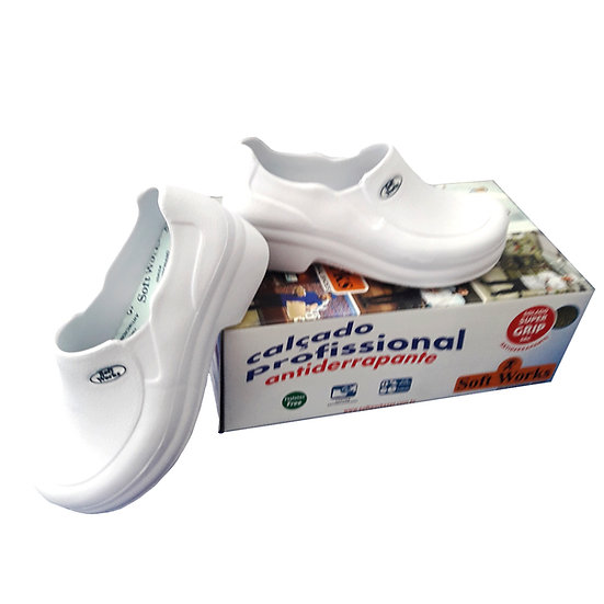 Sapato profissional EVA branco