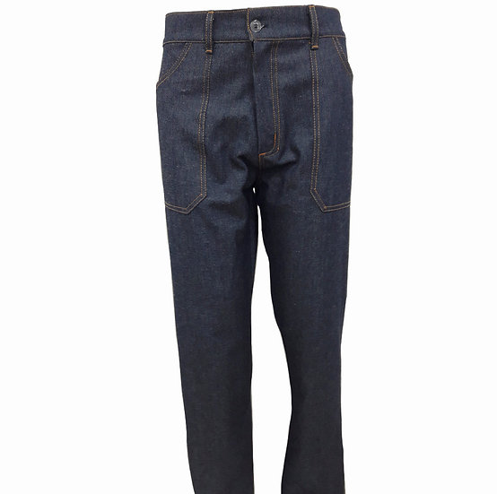 Calça profissional jeans