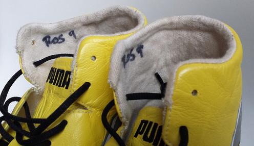 ef6cd7dbe75 Race shoes 2012 Nico Rosberg Mercedes AMG Signed. € 1