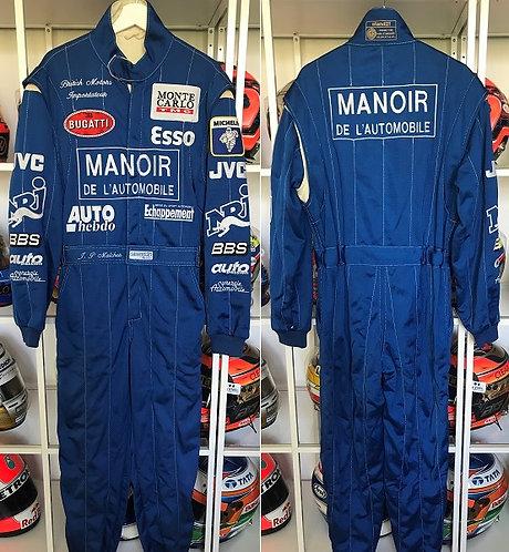 Race suit 1994 Jean-Pierre Malcher Bugatti 24h du Mans
