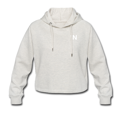 woman cropped hoodie  'N