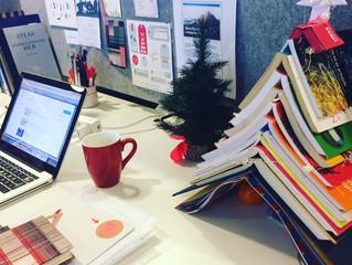 Mere jul på kontoret