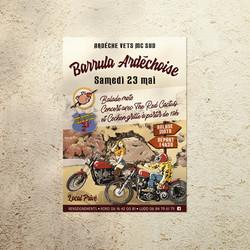 BARRULA ARDECHOISE 2020