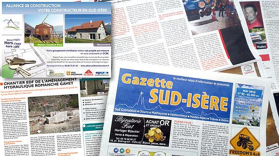 Gazette Sud Isère