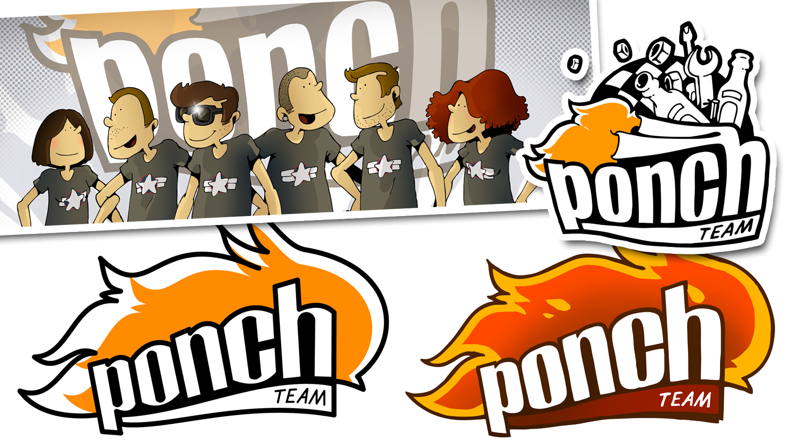 Ponch Team
