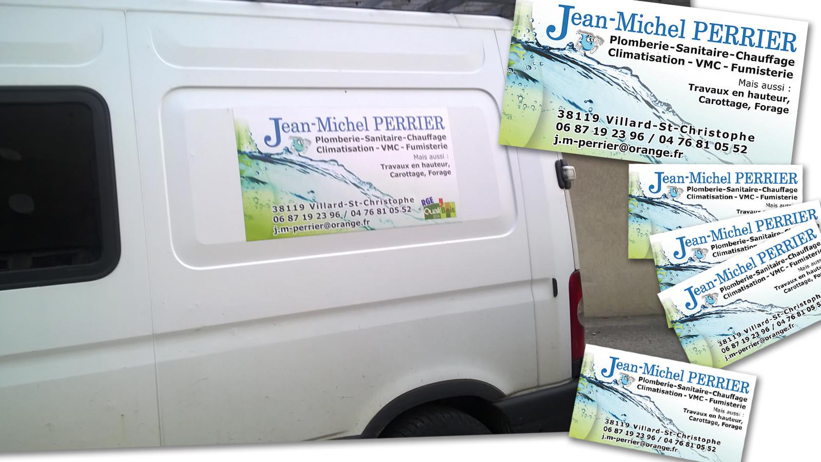 Jean Michel PERRIER