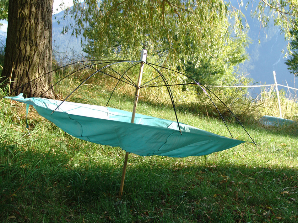5 vom regenschirm zum regensammler 2006.