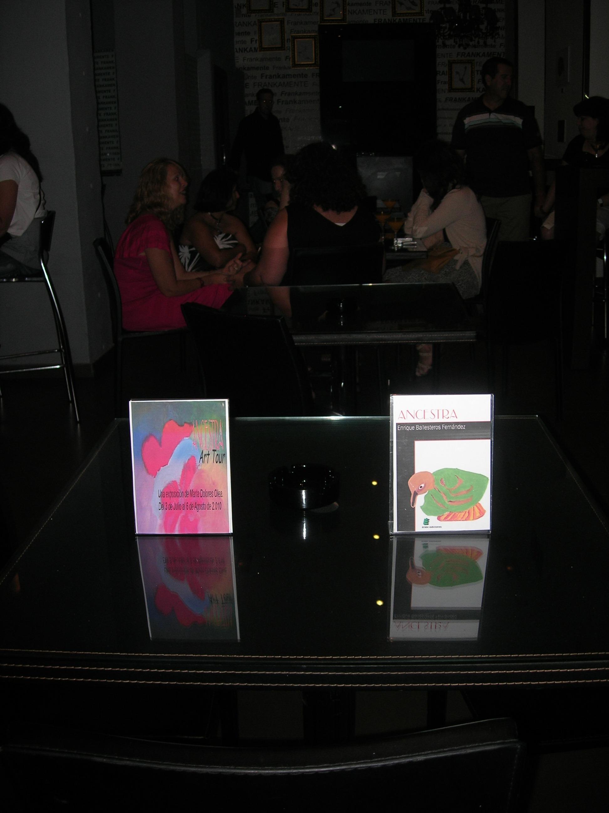 Ancestra Art Tour en Frankamente