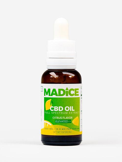 MADICE Oil (Citrus) - 1000mg