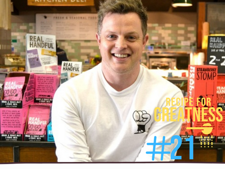 Joe Taylor   Lessons From Working At The Biggest UK Food Companies to Being A Founder