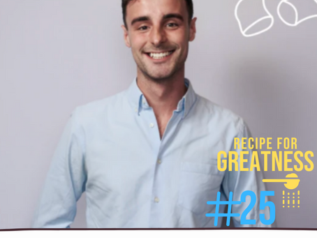 Finn Lagun - Pasta Evangelists Co-founder   How To Market Your Business From £0 to £Millions