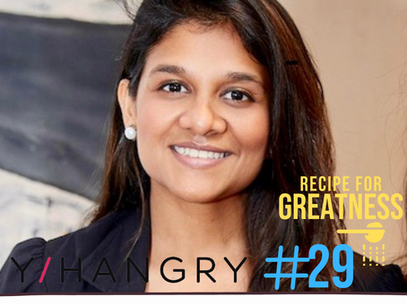 Siddhi Mittal - YHANGRY cofounder   The Business Idea Doesn't Matter - Just Get Started