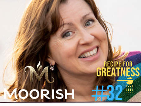 Julie Waddell - Moorish Humous & Dips Founder   Not Over-Thinking & Taking Action