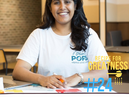 Anushi Desai - Cofounder of Plant Pops   Setting Up A Business Is A Real Life MBA