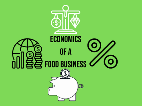 Economics Of A Food Business