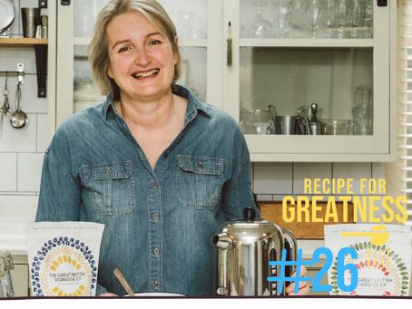 Jacqueline Barleycorn - The Great British Porridge Co   Not Overthinking & Following Your Gut