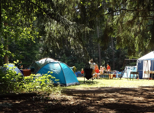 Camping recipes video