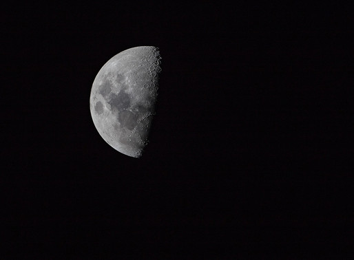 Third quarter moon: time to          re-evaluate, balance, trust