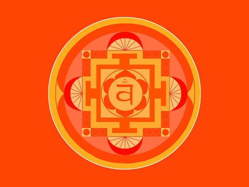 Sacral Chakra - Can you Feel it?