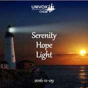 Serenity, Hope, Light