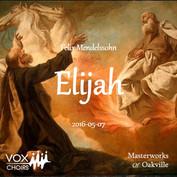 Felix Mendelssohn's Elijah