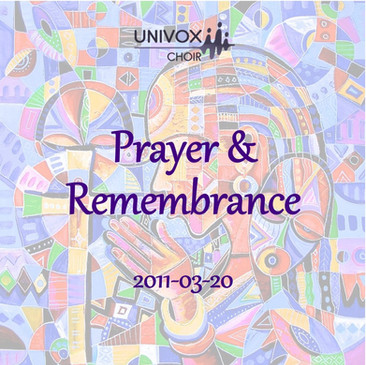 Prayer and Remembrance
