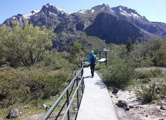 Tour Chilkas. Laguna del Laja