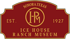 Ice House Ranch Museum Logo