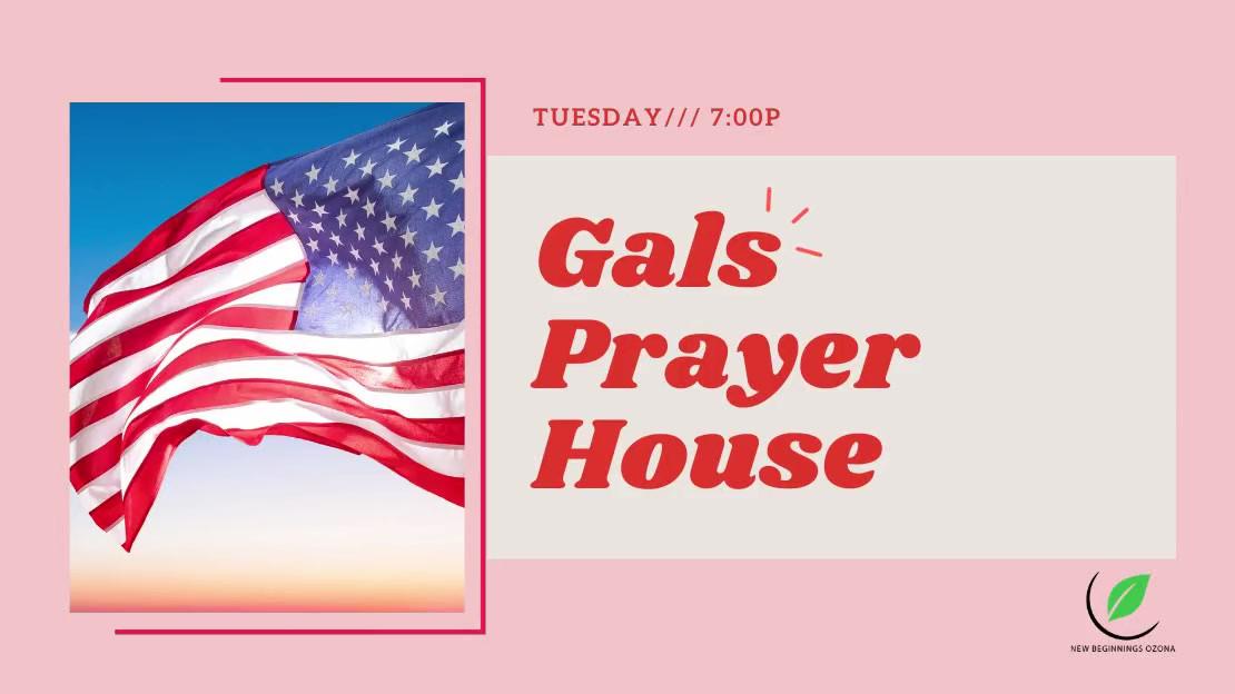 GALS prayer house