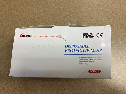 Disposable Face Mask Box.JPG