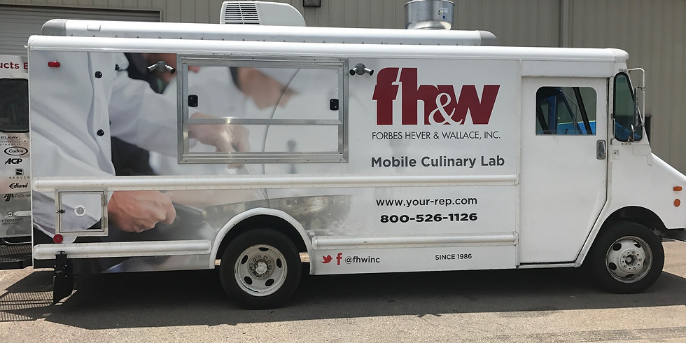 Pasco & FHW Mobile Culinary Lab Event