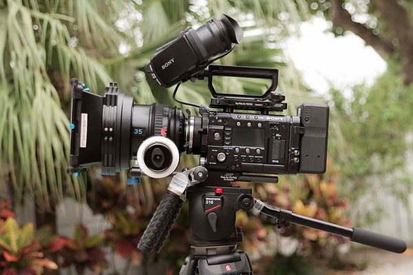 Sony F5/55 Bridges Productions Miami