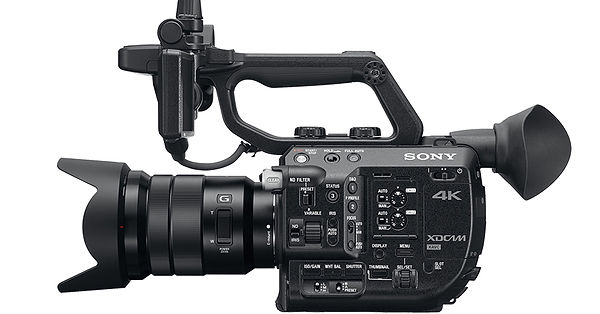 Sony FS5 Bridges Productions Miami