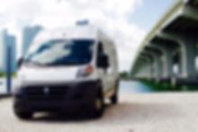 Bridges Van Grip and lighting Miami