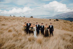 Wanaka wedding