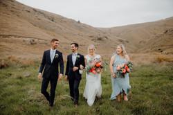 Taylor Mistake wedding