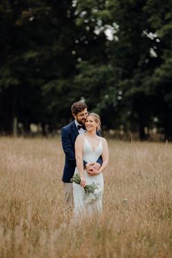 Bangor Farm wedding photographer