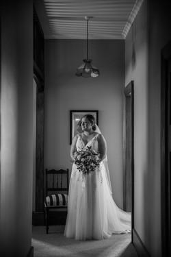 Bride and Winter Dunedin
