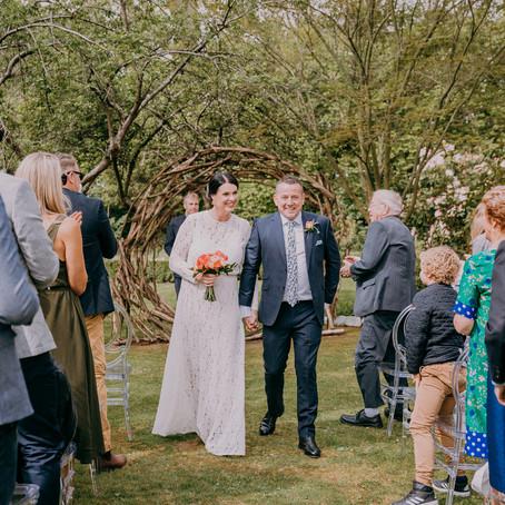 Anna & Matts Stonebridge Wedding