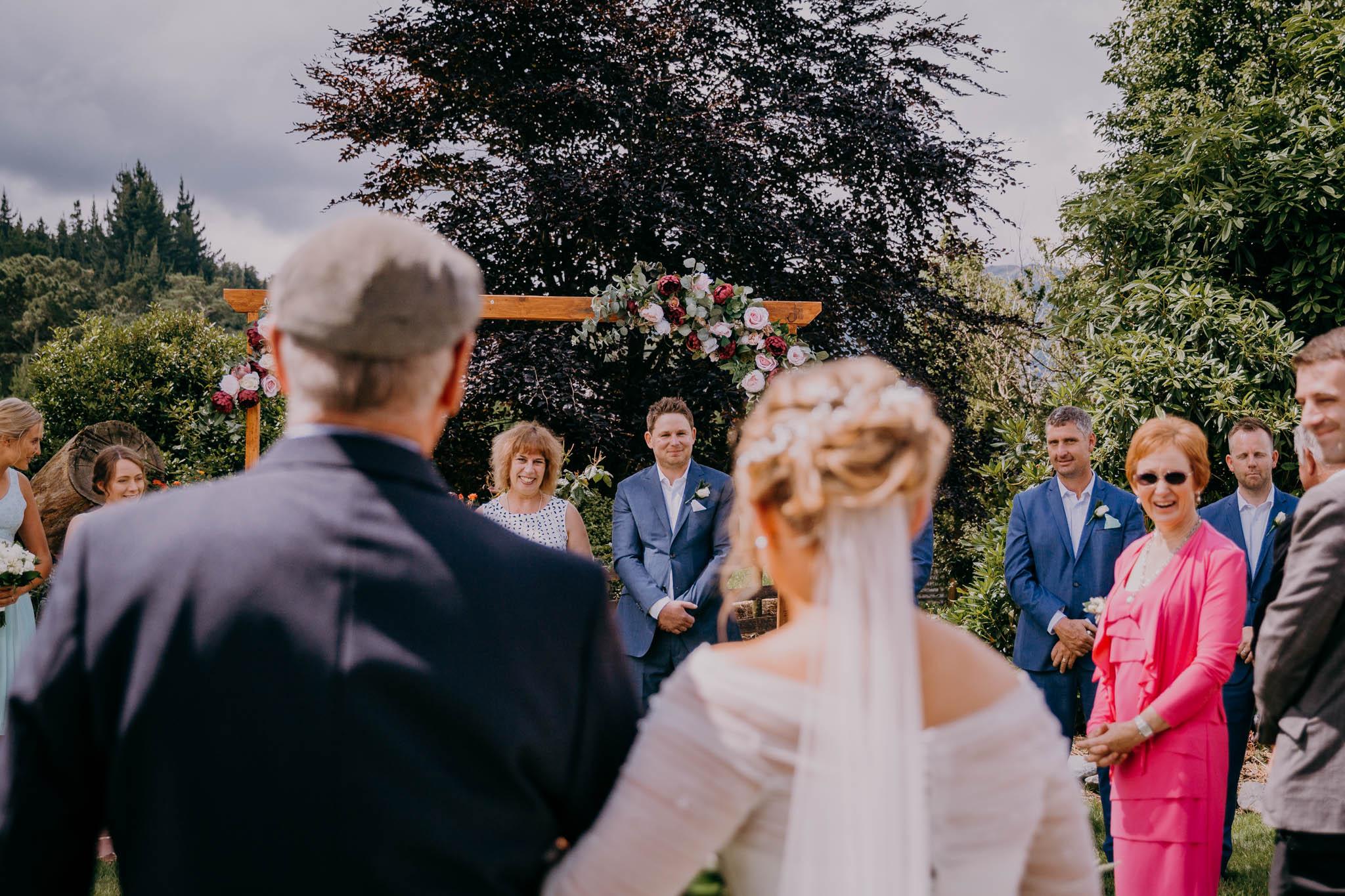 Beth Dunn wedding celebrant
